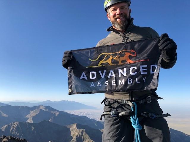 Conquering Colorado's 14ers - Crestone Peak @ 14,295'